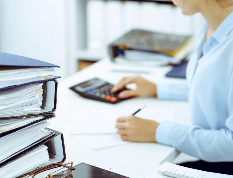 Steuerberatung Huber Stempfel - Betriebliche Steuererklärung