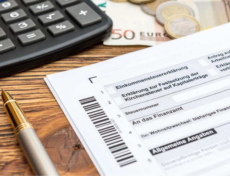 Steuerberatung Huber Stempfel - Steuererklärung für Privatpersonen